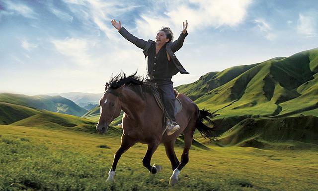 馬を放つ/Centaur