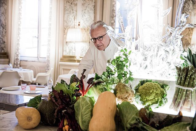 アラン・デュカス 宮廷のレストラン/La quete d'Alain Ducasse