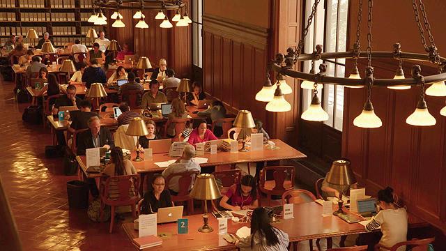 ニューヨーク公共図書館 エクス・リブリス/Ex Libris: The New York Public Library