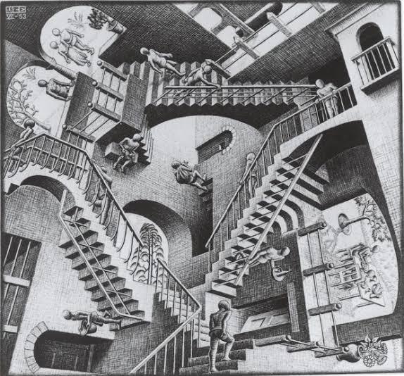 エッシャー 視覚の魔術師/M.C. Escher – Het oneindige zoeken