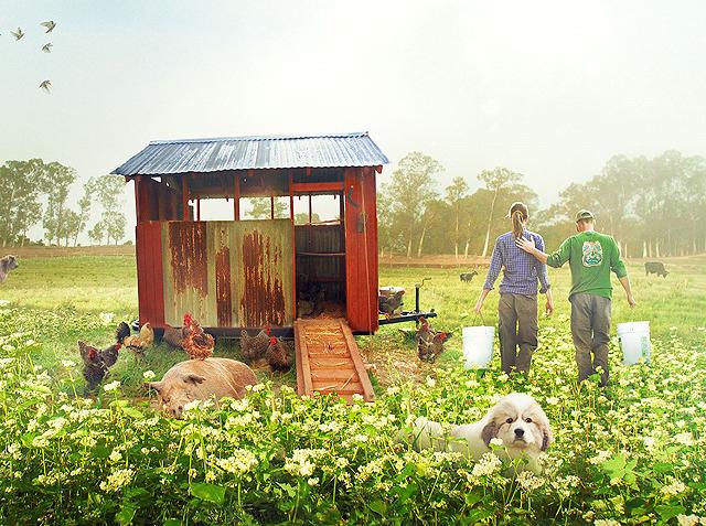 ビッグ・リトル・ファーム 理想の暮らしのつくり方/The Biggest Little Farm