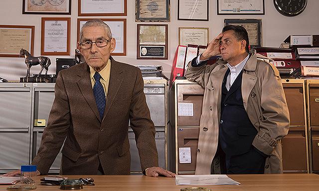 83歳のやさしいスパイ/El agente topo